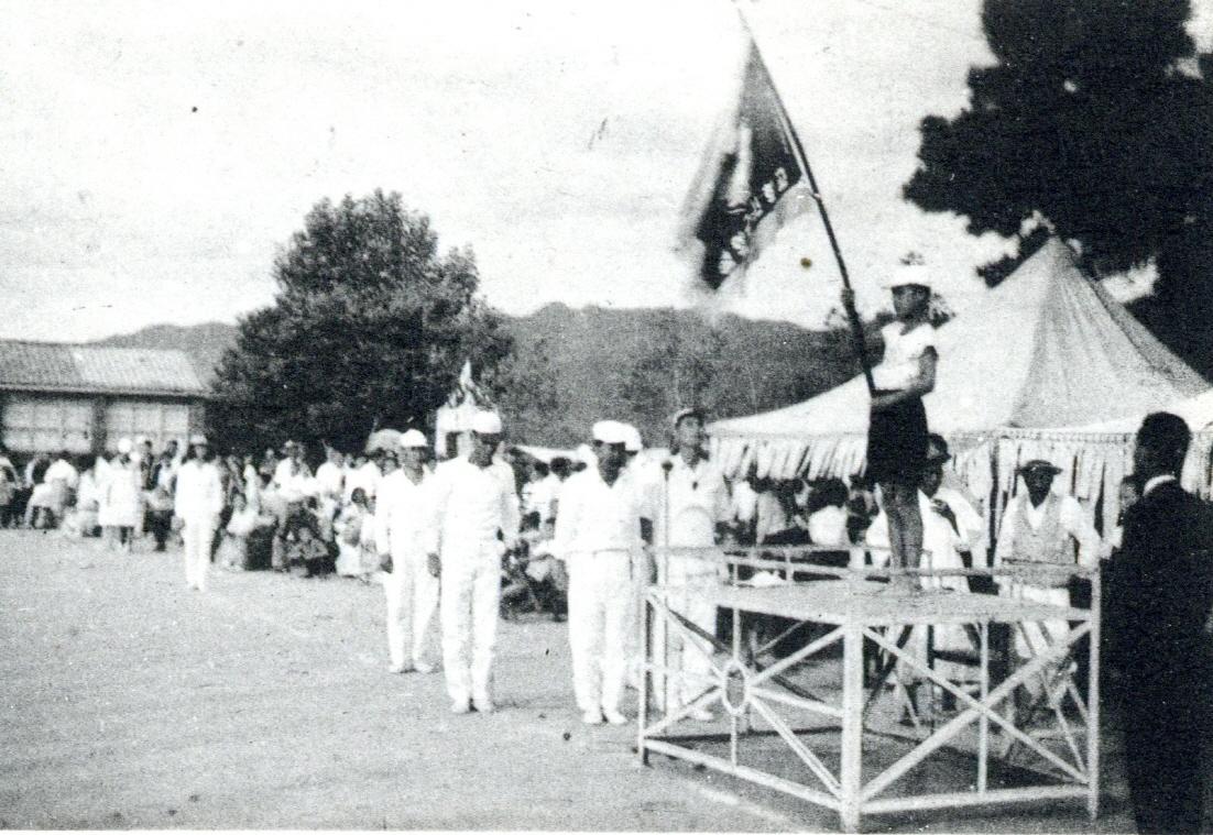 1967년 정안국민학교 교내 운동회 16