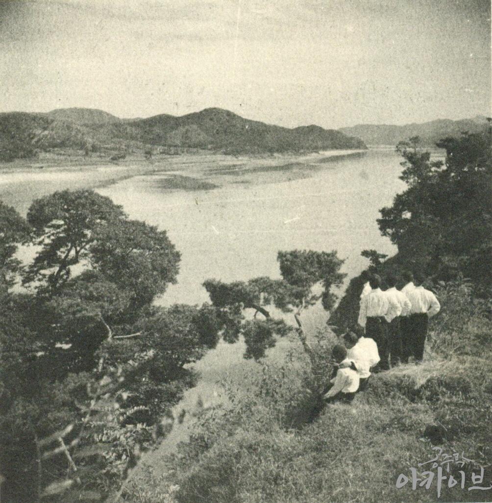 1955년 사대부고 공산성 졸업사진 7
