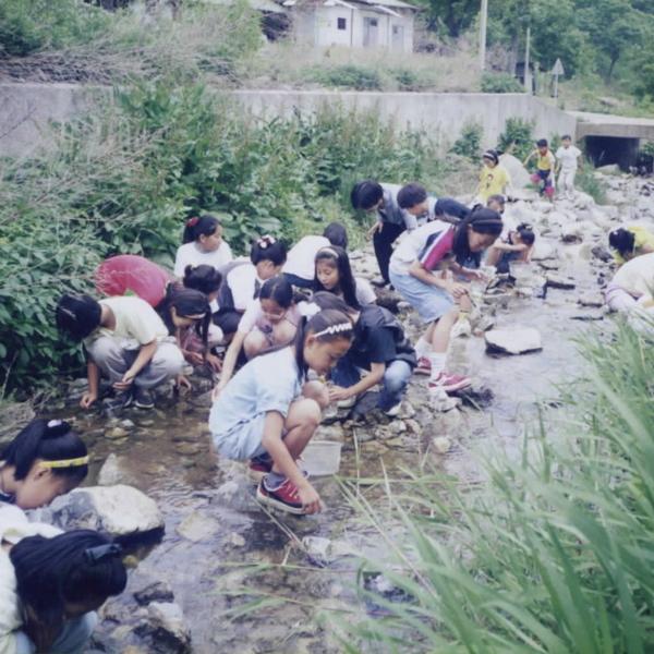 1999년 정안초등학교 현장체험학습(2)