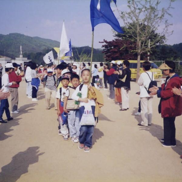 1999년 정안초등학교 협동체험학습(4)