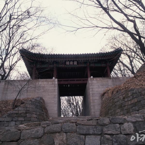 공산성 진남루 (1)