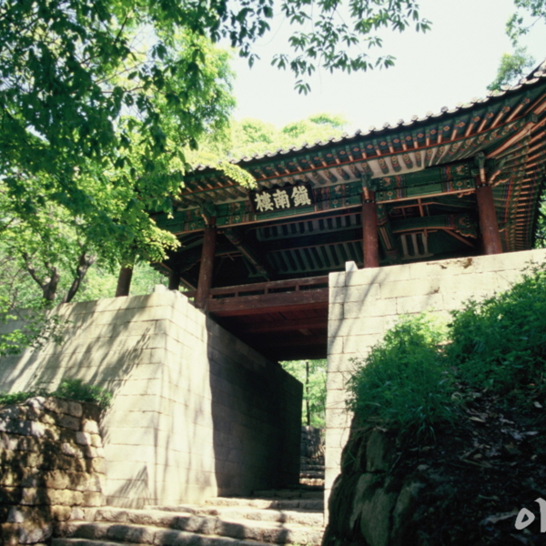 공산성 진남루 (2)